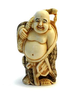 Интересная статуэтка