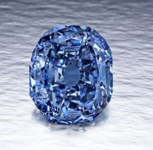 "Голубой бриллиант ""Виттельсбах"""