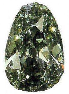 "Зеленый бриллиант ""Дрезден"""