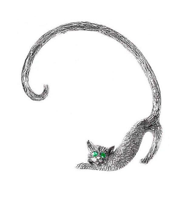 Кафф кошка