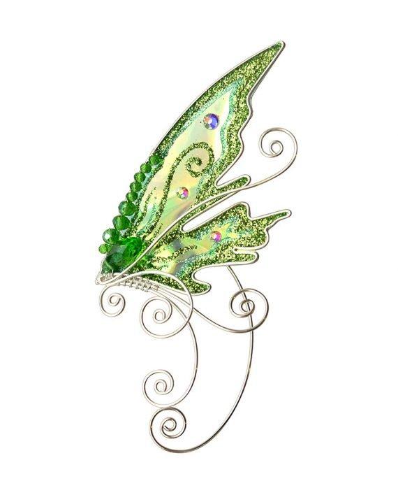 Кафф эльфийское крылышко зеленое купить