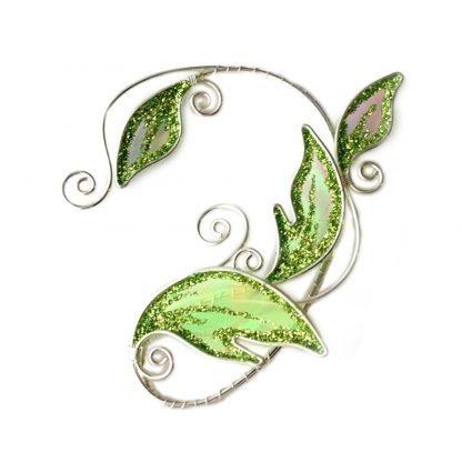 Кафф эльфийский листик зеленый купить